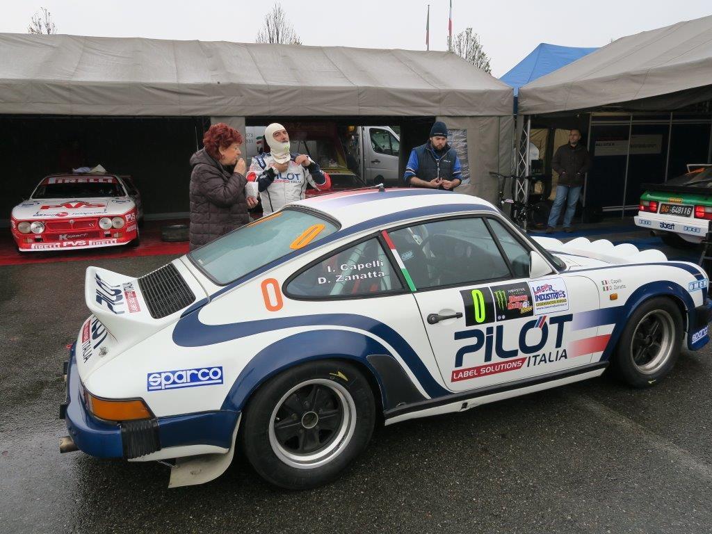 Foto Monza Rally Show 2014: in pista Valentino Rossi e ...