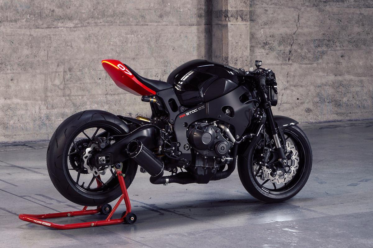 Moto Honda CBR 1000RR - Tienda Puntomoto
