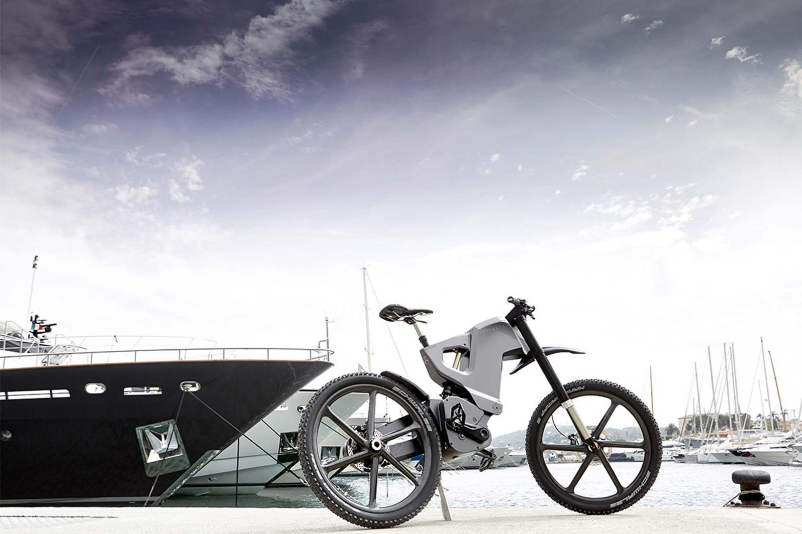 Foto Trefecta Drt L E Bike Quot Da Guerra Quot