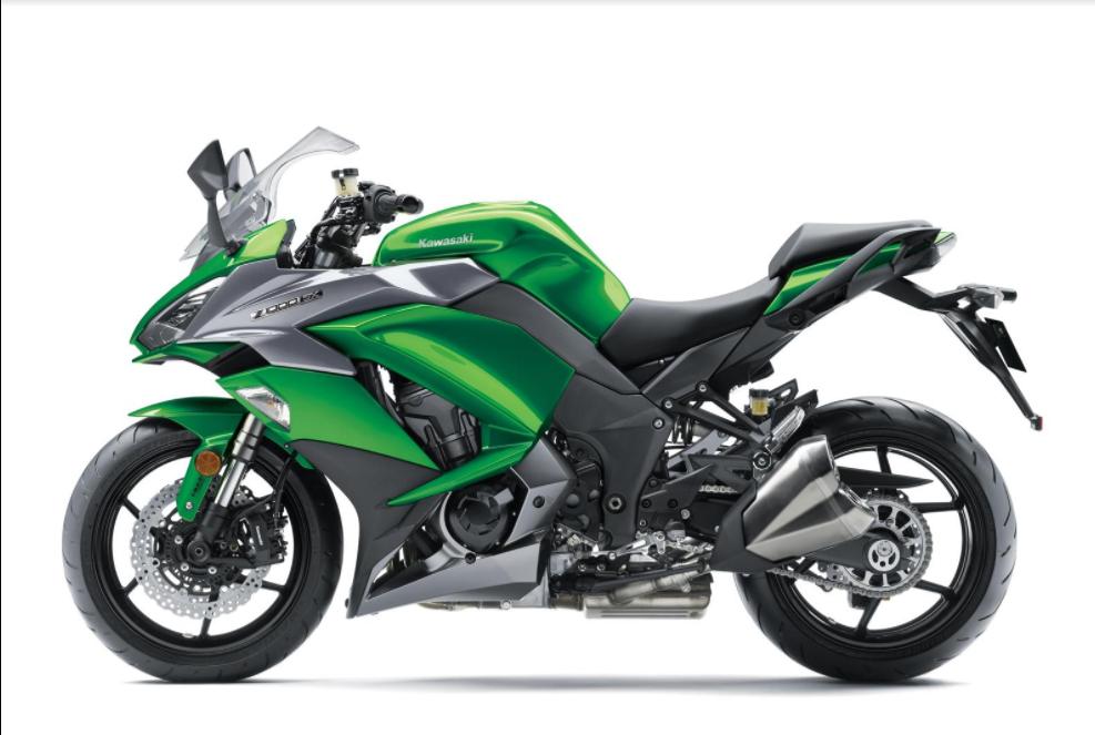 Kawasaki Z1000 SX MY2019