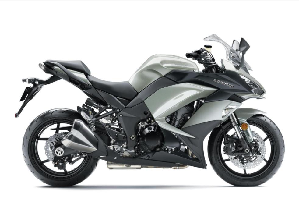 La nuova Kawasaki Z1000SX sfoggia potenza e sportività