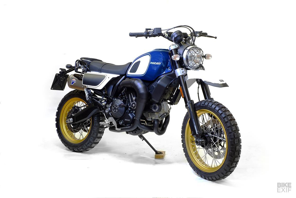 Ducati Scrambler: arrivano le nuove Full Throttle, Café