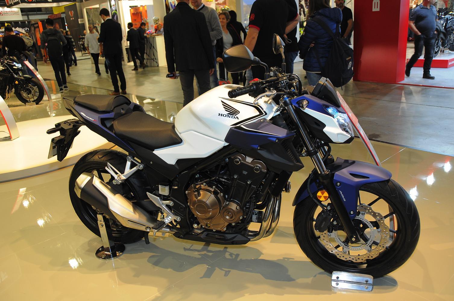 Honda CB 500F: Come Cambia La