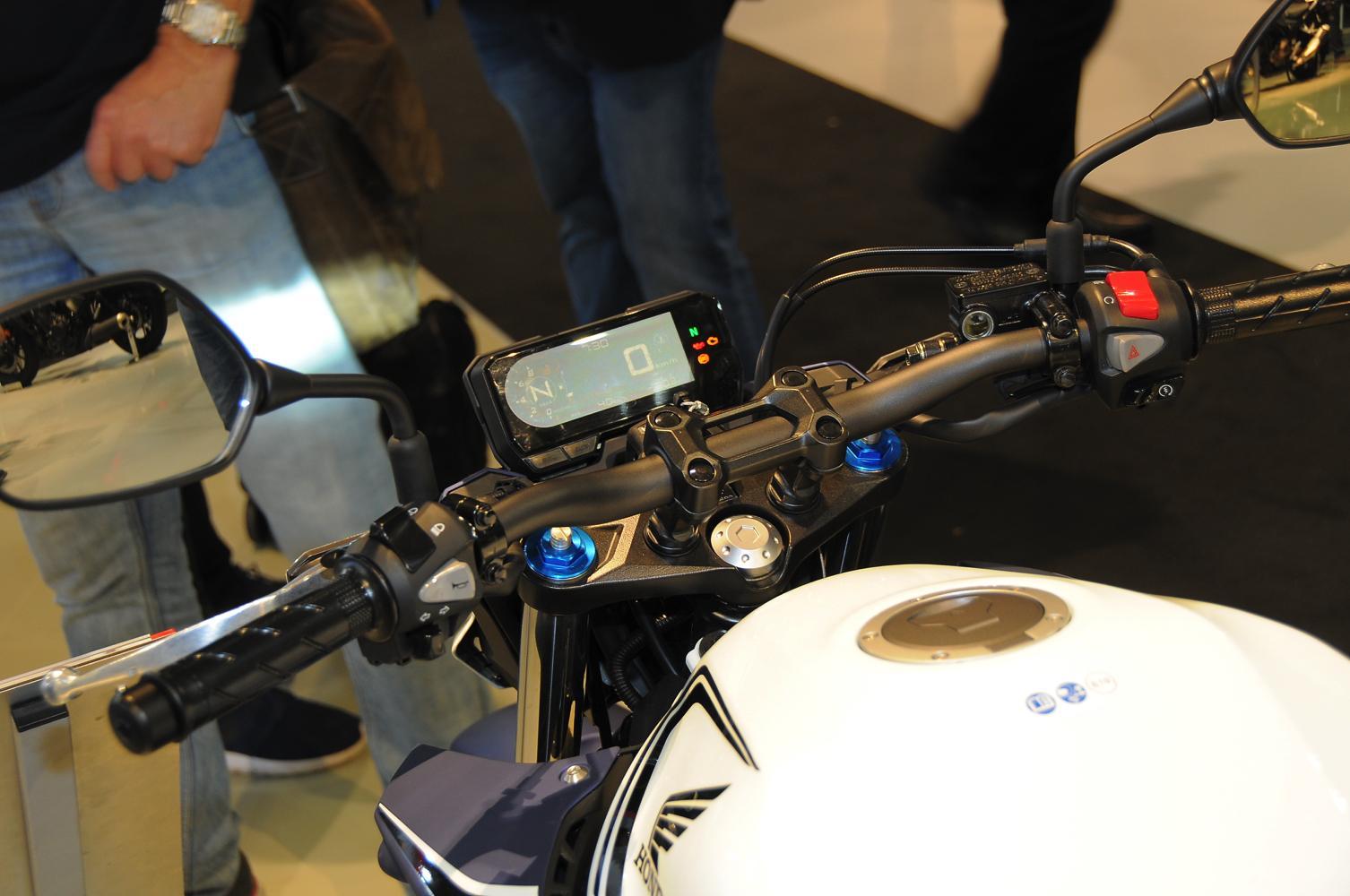 Foto Honda Salone di Milano 2018 - Honda CB 500X, ecco