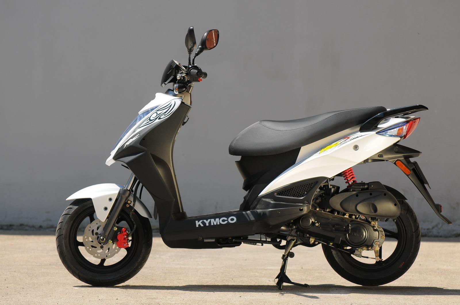 Kymco Agility RS Naked - Alle technischen Daten zum Modell