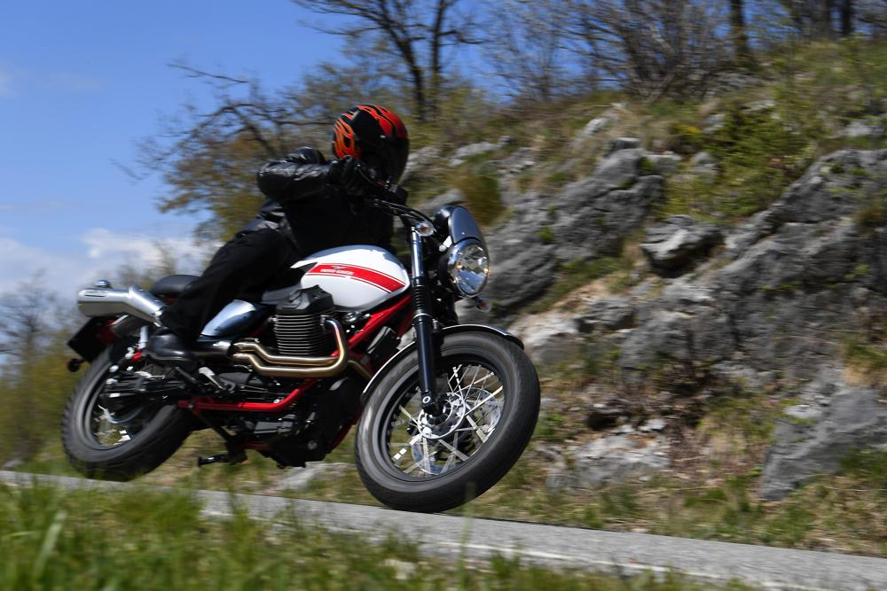 Moto-Guzzi 750 V7 II Stone 2016 - Galerie moto - MOTOPLANETE