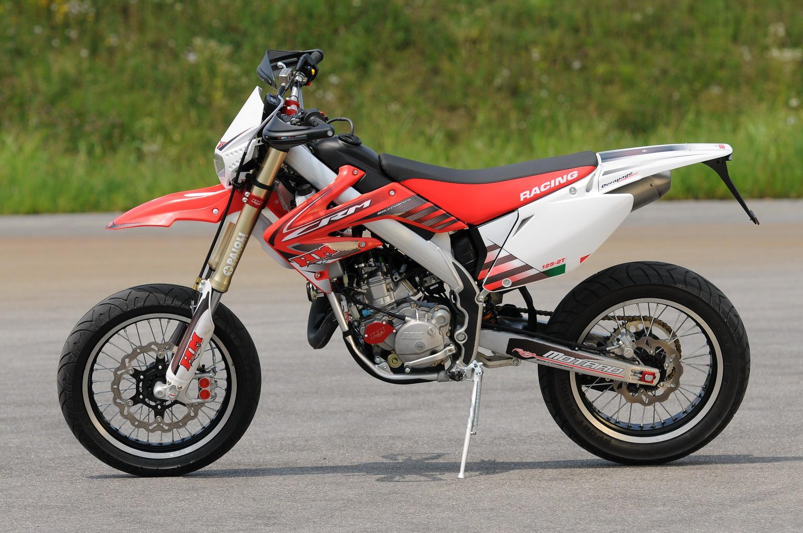Foto HM CRM 125 Derapage Competition RR 2t 2011 ...