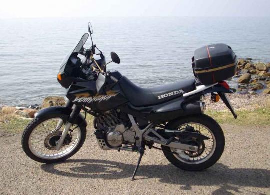 Schema Elettrico Honda Dominator : Honda dominator l usato giusto per estate pregi