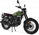 Archive Motorcycle Scrambler AM-64 125 2018