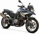 BMW Serie F GS F 750 GS Exclusive 2018