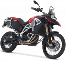 BMW Serie F GS F 800 GS Adventure Rallye 2018