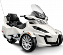 Can-Am Spyder RT SE6 LTD 2014