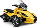 Can-Am Spyder ST SE5 S 2014