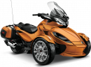 Can-Am Spyder ST SE5 LTD 2014