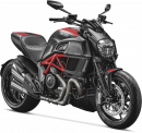 Ducati Diavel Carbon 2014