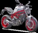 Ducati Monster 797 Plus 48 CV 2017