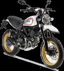 Ducati Scrambler Desert Sled 48 CV 2017