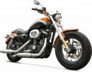 Harley-Davidson Sportster 1200 Custom Limited Edition A 2016