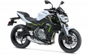 Kawasaki Z650 35 kW 2017