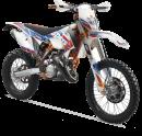 KTM EXC 125 Six Days 2016