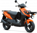 Kymco Agility 50 Carry 2011