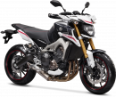 Yamaha MT-09 Street Rally 2014