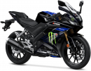 Yamaha YZF R125 Monster Energy 2019