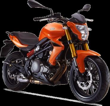 La Benelli BN 302 es una moto fácil de conducir
