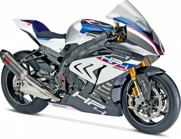 BMW Serie S HP4 Race 2017