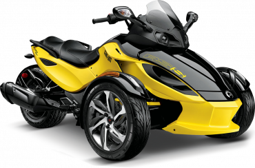Can-Am Spyder RS SE5 S 2014