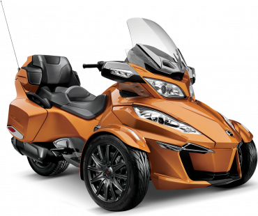 Can-Am Spyder RT SE6 S 2014