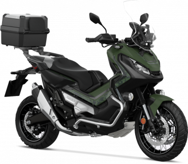 Honda X-ADV 48 CV Travel Edition DCT 2018