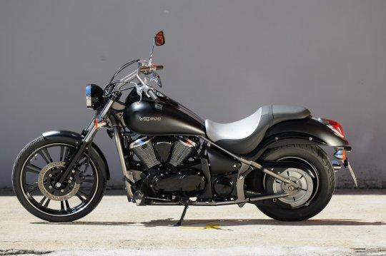 Kawasaki VN 900 Classic - Dueruote