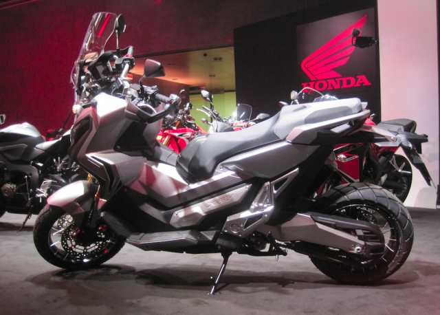 Honda X-ADV, il video!
